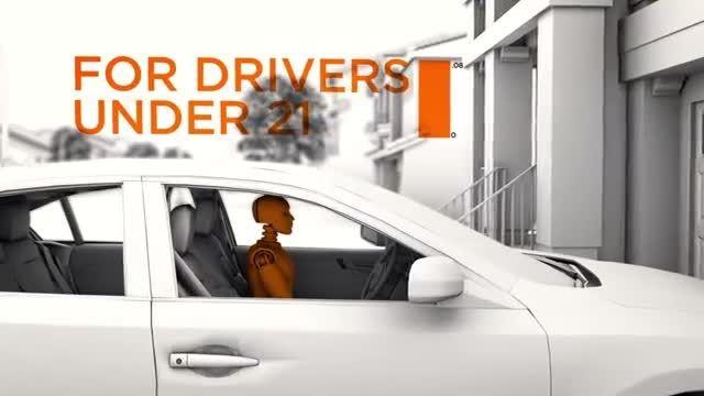 حسگری که مانع از رانندگی افراد مست می شود.