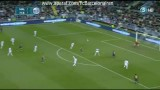 خلاصه بازی مالاگا vs بارسلونا [ دور برگشت | یک چهارم جام حذفی ]