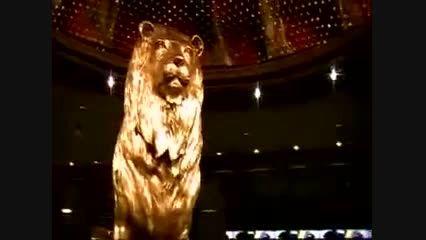 شیر نماد مردم ایران زمین