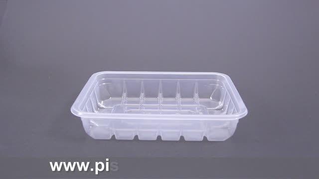 ظرف غذا یکبار مصرف pp پلی پروپیلن-پیشگامان