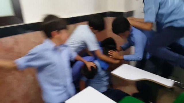 کشتی کج در مدرسه (قسمت2)
