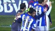 رئال سوسیداد 1-0 بارسلونا - گل بازی (لالیگا اسپانیا)