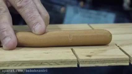 دستگاه هوشمند برش چوب