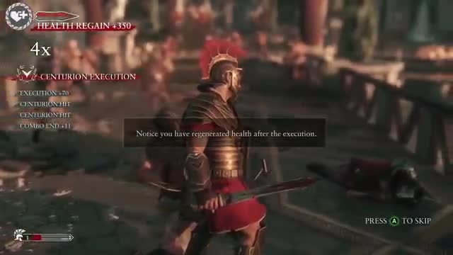 Ryse Son of Rome Gameplay