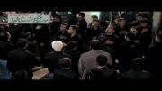 مراسم سینه زنی شب عاشورای حسینی - محرم91 زرقان فارس