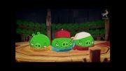 انیمیشن سریالی پرندگان خشمگین 2013 |قسمت 6|دوبله فارسی گلوری
