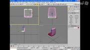 آموزش ساخت میز تحریر در 3DMAX