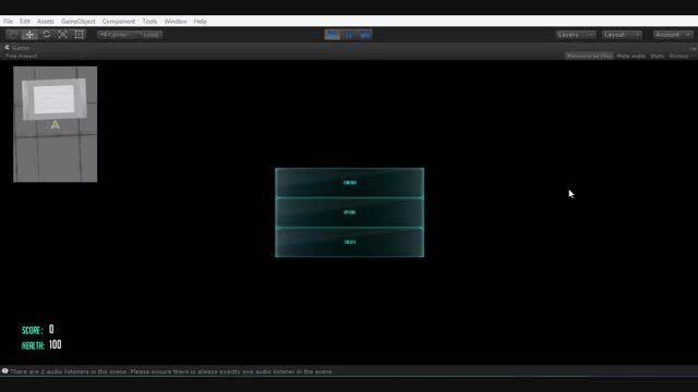 ویدئو معرفی دوره ساخت بازی FPS در یونیتی