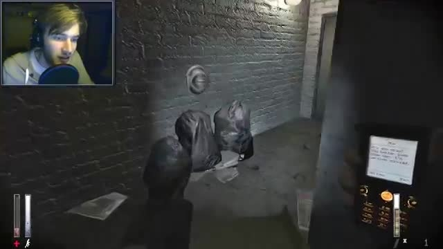 pewdiepie plays cry of fear part12