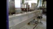 خط تولید آبمیوه قوطی فلزی فروشی