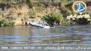انتخاب نامناسب موتور قایق برای قایق بادی