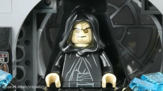 Santa Saves Christmas | A LEGO Star Wars