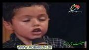 امیر عباس ناهیدی مداحی جالب از مداح کوچک
