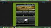 فیلم فارسی آموزش تبدیل قالب psd به html - بخش یک