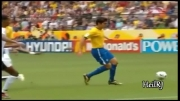 حرکات و گل های رونالدینیو تو تیم ملی برزیل