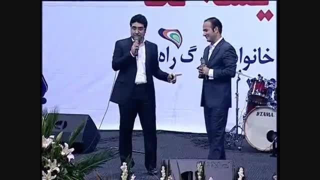 خنده دار ترین و بامزه ترین کل کل حسن ریوندی با اکبرنژاد