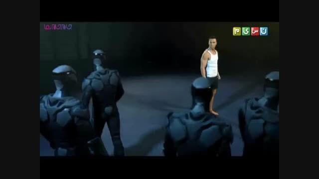 ورزش رزمی با بروس لی فیلم کلیپ نبرد مبارزه گلچین صفاسا