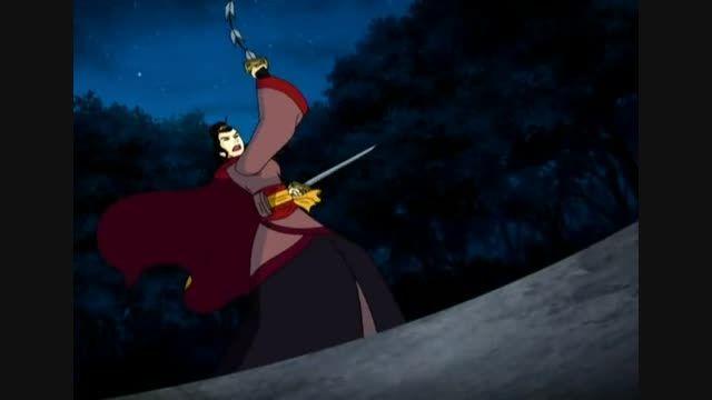 انیمیشن اسکوبی دو و شمشیر سامورایی دوبله فارسی پارت 4