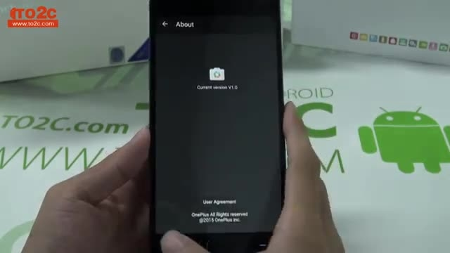 OnePlus two unboxing