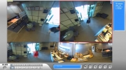 نرم افزار تشخیص اجسام دوربین Fisheye(چشم ماهی) ورژن 8.5.6