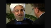 گفتگوی دکتر روحانی خطاب به ملت بزرگ ایران - قسمت 1