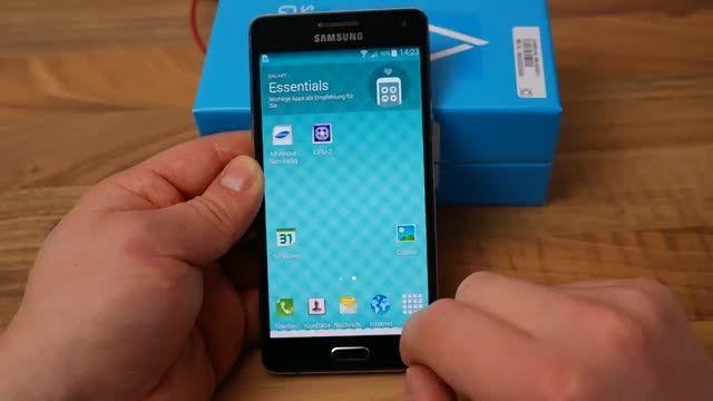 بررسی گوشی Samsung Galaxy A5