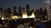 رقص اب و نور در دبی