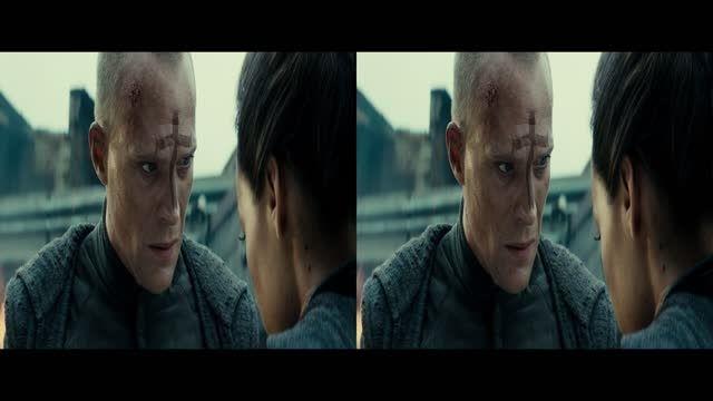 قسمت کوتاه فیلم سه بعدی Priest 3D 2011