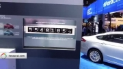 CES 2014 - خودروهای هیبریدی و الکتریکی فورد