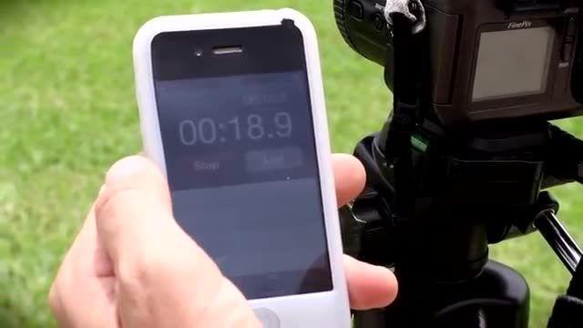 آموزش گرفتن تصاویر تایم لپز time lapse