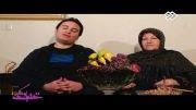 پیام بالاخانی-مصاحبه شبکه 2 منزل پیام -آهنگ متن مجنون لیلی