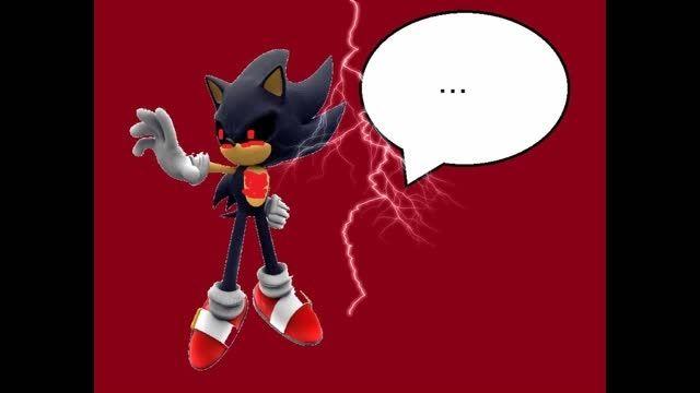 رفیق شدن و عذرخواهی کردن کانال super sonic blast با a.s