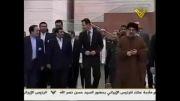 ملاقات بزرگ: دیدار سوریه ایران و حزب الله لبنان در دمشق