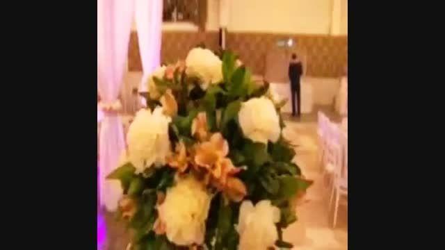 باغ عروسی صدف تشریفات عروسب صدف خدمات مجالس صدف