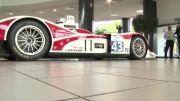MG Le Mans 2011