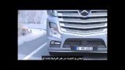 3. کامیون مرسدس بنز اکتروس 2013 _ رانندگی آسان تر