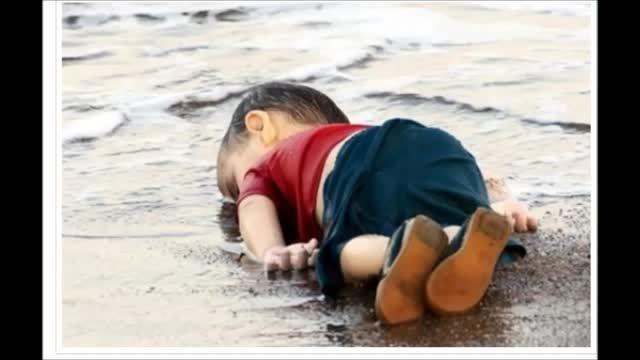 داعش - کوبانی - قتل و عام و این کودک - عراق و سوریه