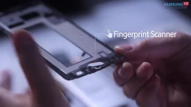 اسمبل جالب گوشی گلکسی S6 Edge با دست - آی تی رادار