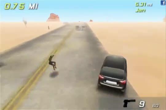 بازی Zombie Highway