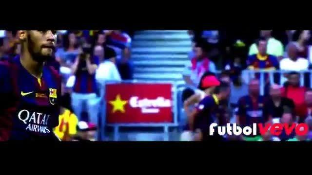 برترین گل های نیمار و لیونل مسی در بارسلونا