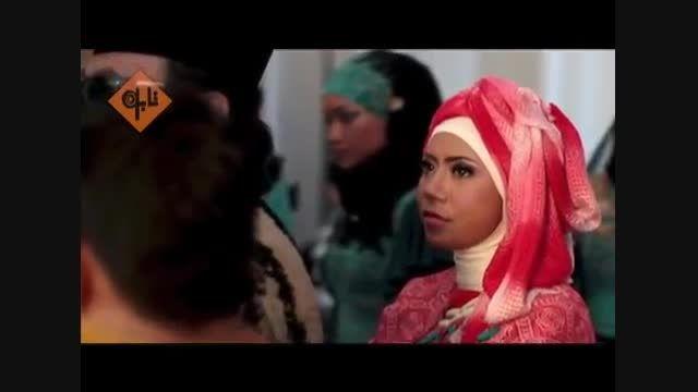 فشن شوی لباس در مالزی