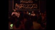هیئت باب الحوائج-ملا محمد معتمدی-سینه زنی-دمام-فارسی