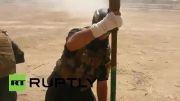 نبرد تن به تن یگان طلایی ارتش عراق در تکریت