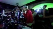 اجرای زنده ی black and yellow از اسنوپ داگگ و ویز کلیفا