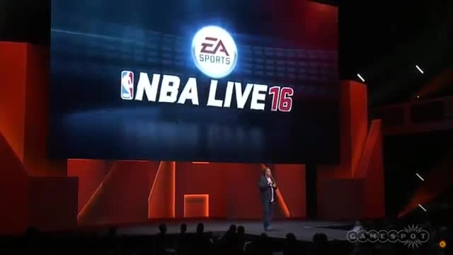 تریلر بازی NBA Live 16 (همایش E3 2015)