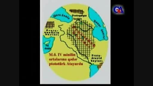 نقشه های تاریخی آزربایجان 1
