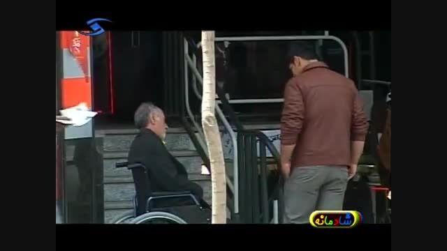دوربین مخفی خنده دار ایرانی ...
