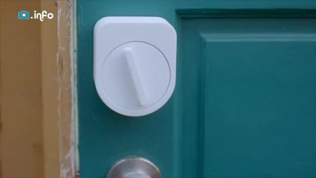 قفل هوشمند 89 دلاری Sesame برای خانه هوشمند شما