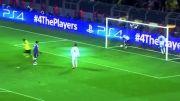 حرکات و گل های مارکو رویس در بازی با رئال مادرید