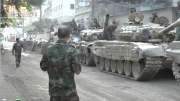 سوریه:عملیات در جوبر- 1-1 -شروع عملیات(زیرنویس)